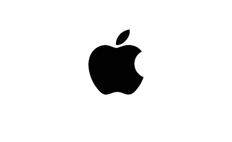 the Apple symbol